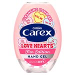 Carex Love Hearts Fun Edition Hand Gel