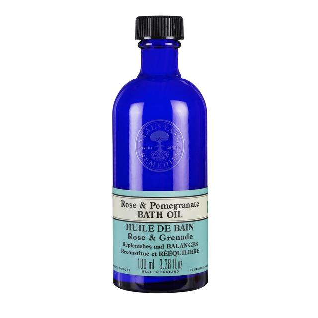 Neal's Yard Remedies Rose & Pomegranate Bath Oil