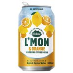 L'mon Sparkling Lemon & Orange