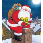 Chimney Pot Charity Pack of Christmas Cards