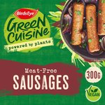 Birds Eye Green Cuisine 6 Meat Free Sausages Frozen