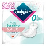 Bodyform PureSensitive Ultra Sanitary Towels Wings
