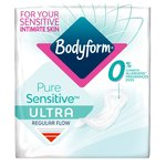 Bodyform PureSensitive Ultra Sanitary Towels