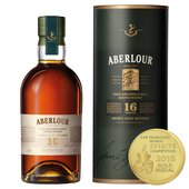 Aberlour Scotch Whisky 16 Year Old