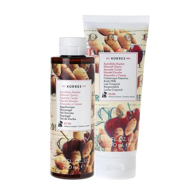 Korres Natural Cherry Almond Sweet Treats Set