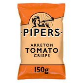 Pipers Wissington Tomato Crisps