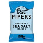 Pipers Anglesey Sea Salt Crisps