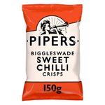 Pipers Biggleswade Sweet Chilli Crisps