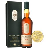 Lagavulin 16 Year Old Malt Whisky