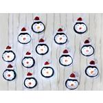 Talking Tables Penguin Parade LED String Lights