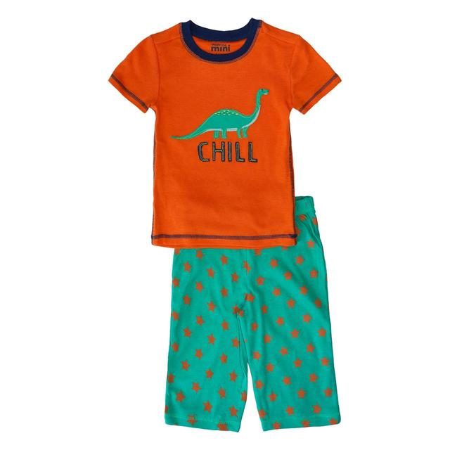 Waitrose Mini Dino Pyjamas