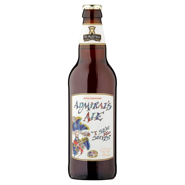St Austell Admiral's Ale