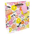 Waitrose Florals Medium Bag