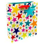Waitrose Multi Stars Gift Bag, Medium