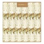 Emma Bridgewater Gold Toast Christmas Crackers