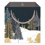 Sara Miller Winter Forest Small Gift Bag