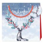 Louise Tiler Wonderful Christmas Gift Bag Medium