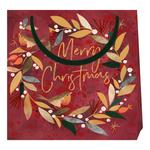 Merry Christmas Gift Bag Medium