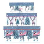 Louise Tiler Merry Christmas Nest Of 3 Boxes