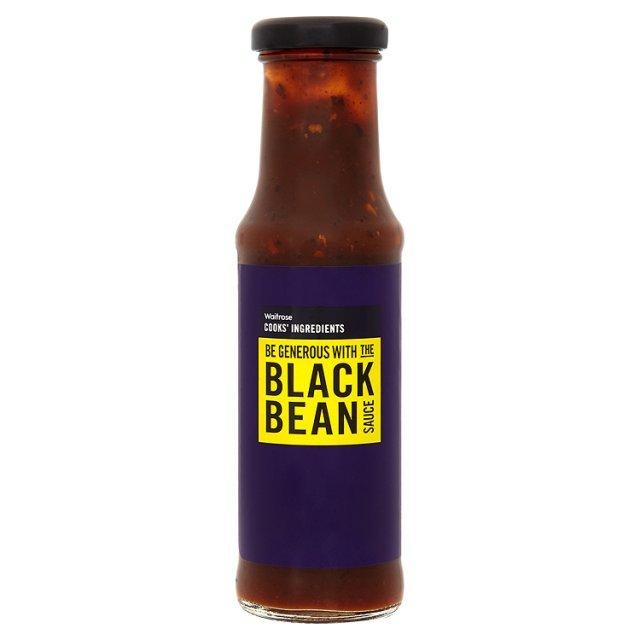 Cooks' Ingredients Black Bean Sauce 220g from Ocado