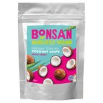 Bonsan Organic Coconut Chips Simply Sweet