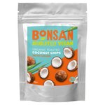 Bonsan Organic Coconut Chips Salted Caramel