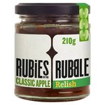 Rubies in the Rubble Apple Chutney