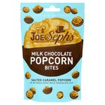 Joe & Seph's Milk Chocolate Popcorn Bites