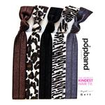 Popband London Animal Hair Ties