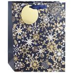 Large Snowflake Gift Bag