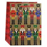 Nutcracker Gift Bag, Medium