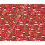 Tom Smith Nutcracker Wrapping Paper Roll