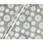 Tom Smith Ice Sparkle Wrapping Paper Roll