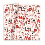 Elf On The Shelf Christmas Wrapping Paper