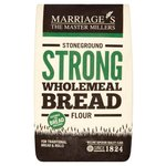 Marriage's Strong Stoneground Wholemeal Flour