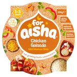 For Aisha Chicken Guisada Mild Mexican Stew
