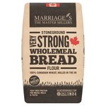 Marriage's Very Strong Canadian Wholemeal Flour