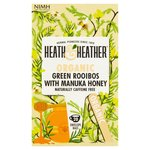 Heath & Heather Organic Green Rooibos & Manuka Honey