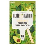 Heath & Heather Organic Green Tea & Avocado