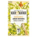 Heath & Heather Organic Green Rooibos