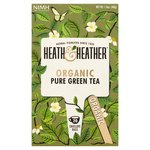 Heath & Heather Organic Pure Green Tea