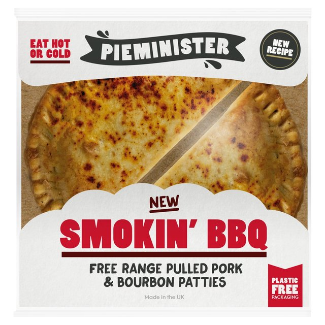 Pieminister Smokin' BBQ Patties