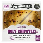 Pieminister Holy Chipotle! Vegan Patties