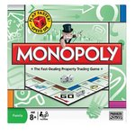 Monopoly Board Game 8+
