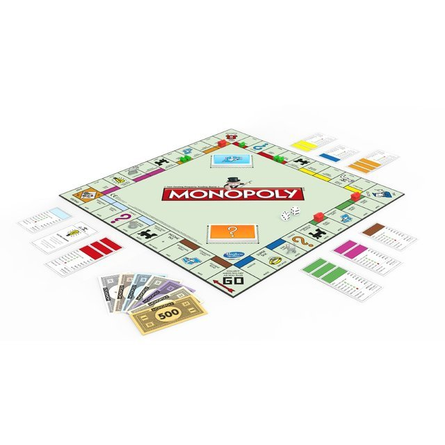 monopoly card game instructions