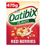 Weetabix Oatibix Flakes Red Berries