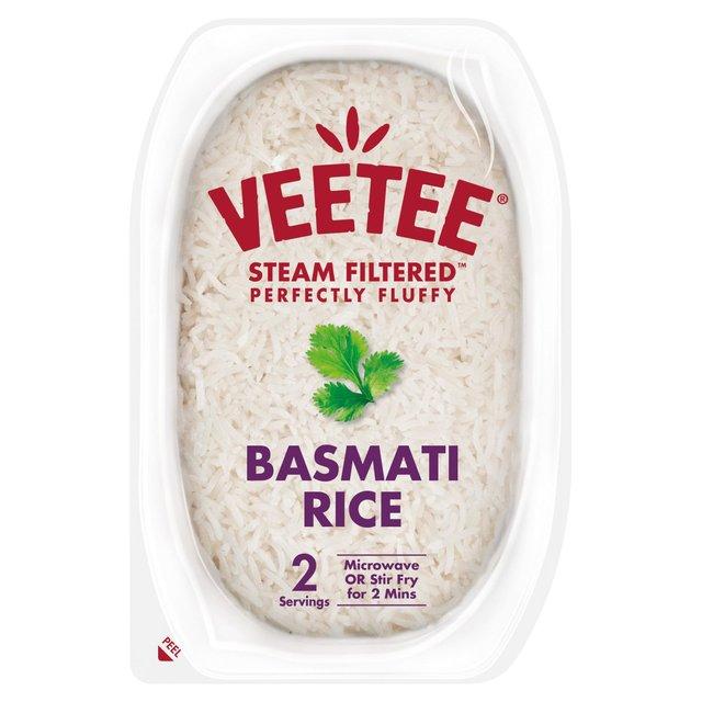 Veetee Basmati Microwave Rice Pot Ocado