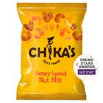 Chika's Snackpack Honey Spiced Nut Mix