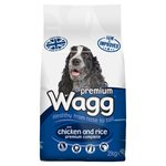 Wagg Complete Dog Premium Chicken, Rice & Vegetables