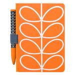 Orla Kiely Pocket Notebook & Pen Set